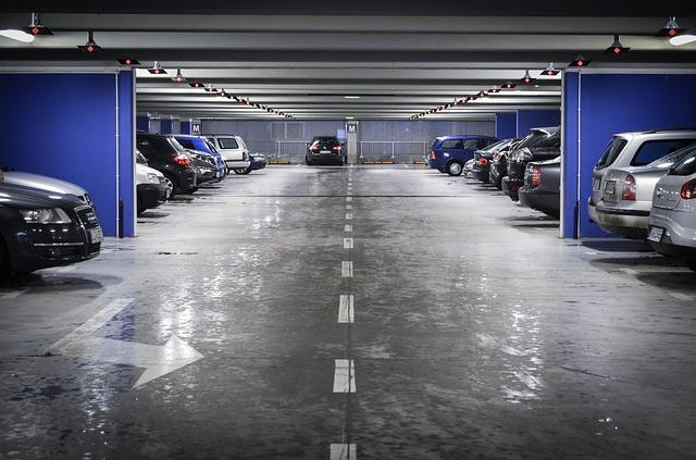 Parking Balice