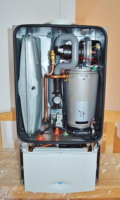 Wymogi dotyczące ogrzewania gazowego – kocioł gazowy