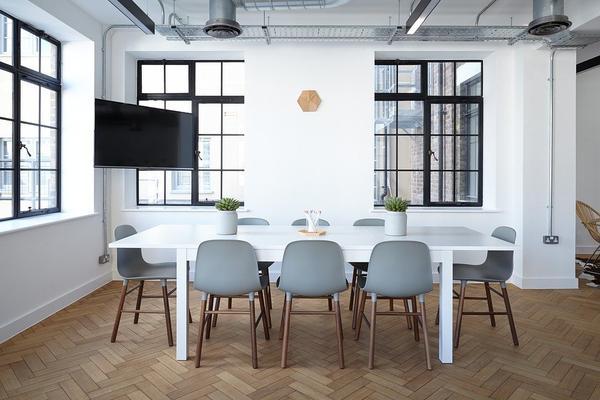 krzesła do jadalni nowoczesne szare